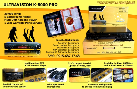 ultravision-k8000pro-10241