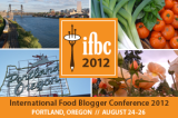 International Food Blogger Conference 2012